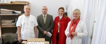 El Hospital Municipal recibió medicamentos donados por la Fundación OSDE