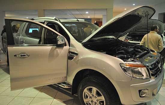 Se realizó el lanzamiento de la nueva Ford Ranger