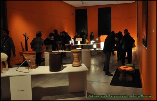 Más de 500 personas ya visitaron la muestra de Diseño Industrial