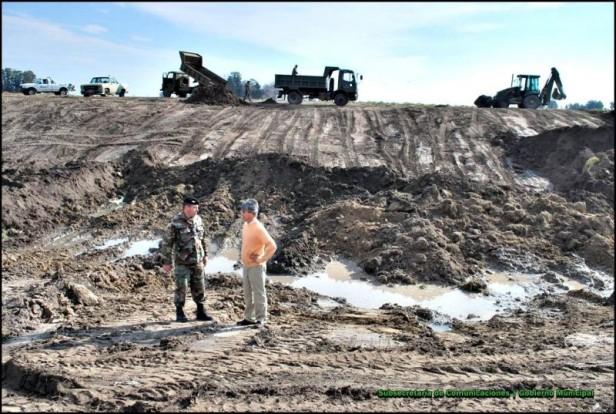 Plan de obras contra inundaciones