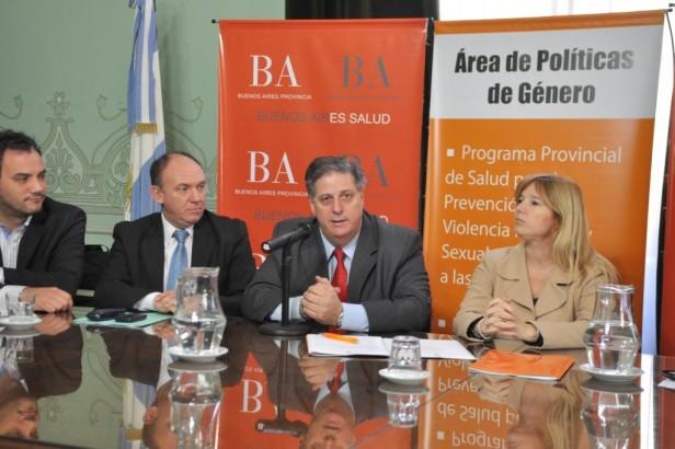 Buenos Aires presentó  el nuevo protocolo  de aborto no punible adecuado al fallo de la corte