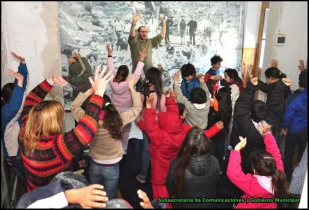 Exitosa presentación de Miguel Fo en los Museos Municipales en los Pueblos