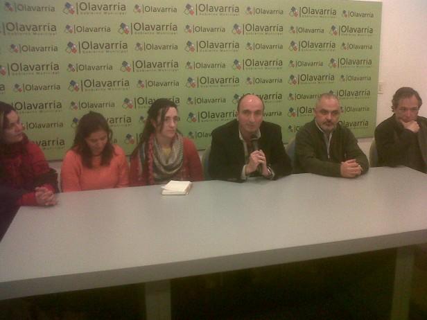 Se presentó el noveno Encuentro de Teatro Olavarría