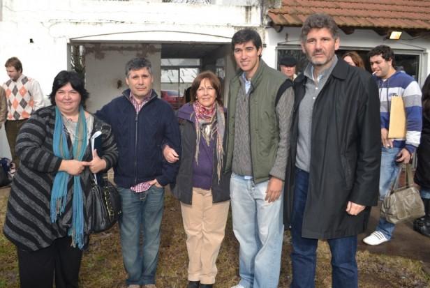 Olavarrienses participaron de un encuentro de militantes de Coalición Cívica-Ari