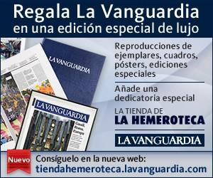 Olavarría en el Diario La Vanguardia de Barcelona