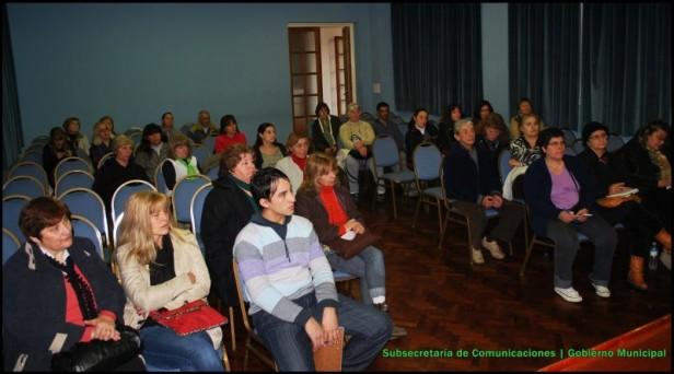 Expo Olavarría 2012: primera reunión para emprendedores