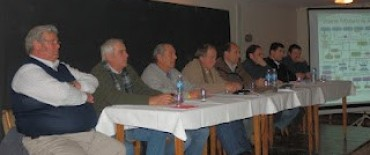 Scioli se encuentra con los ruralistas luego del revalúo