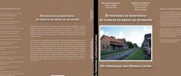 """Se presenta el libro """"Estrategias de resistencia de pueblos en vías de extinción"""""""