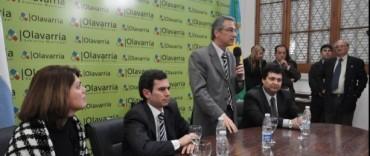 José Eseverri encabezó una nueva entrega de Escrituras de Regularización Dominial