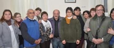 La Madrid: Mater Dei entrega harina a instituciones y emprendedores