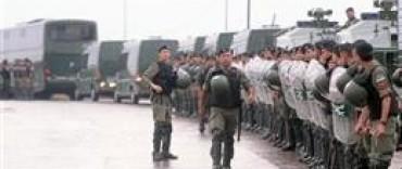 Cristina volvió atrás su anuncio y envió los gendarmes a Santa Cruz
