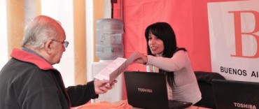 El Trailer del IPS ya desembarcó en Punta Indio, Roque Pérez y Navarro