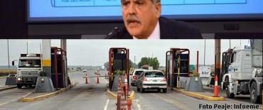 Aumento de peajes: En Hinojo los autos pagarían $4 desde la próxima semana
