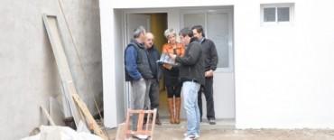 La Madrid: obras en club Ingeniero Jorge Newbery