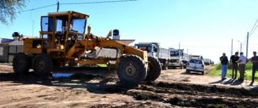 Realizaran obras de gas en barrios de la ciudad