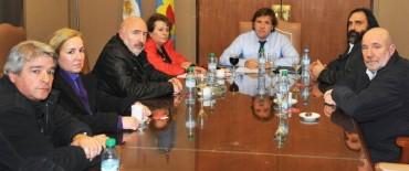 """Alberto Pérez: """"Nuestra concepción ideológica es lo que hemos hecho"""""""