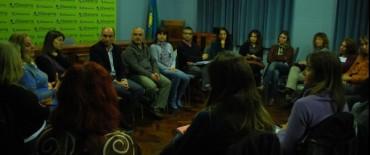 Reunión mensual del equipo de gestión de la Secretaría de Desarrollo Social
