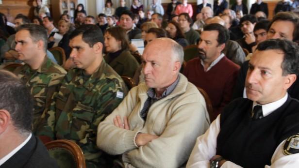 Azul: importante cantidad de vecinos e instituciones debatieron en la Mesa de Diálogo sobre Seguridad