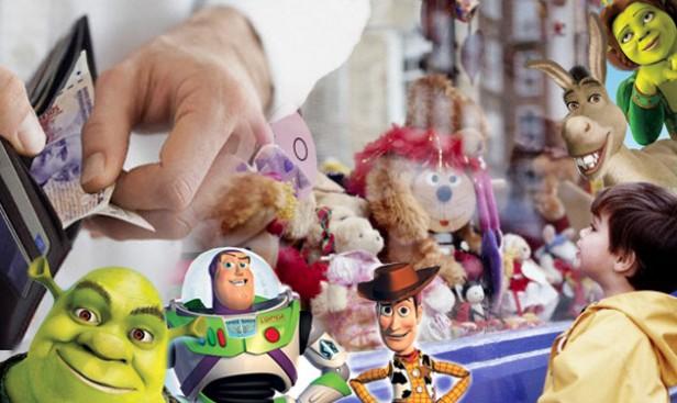 Día del niño: Aumentos de hasta un 25% en juguetes