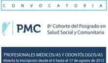 Convocatoria a profesionales del Programa Médico Comunitarios
