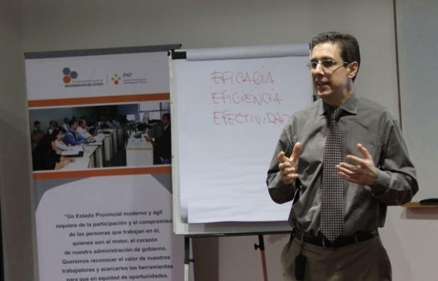 La Provincia inaugura el Programa de Formación para Directores