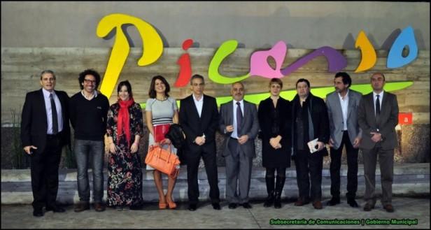 """Comienzan las actividades en el marco de """"El lenguaje gráfico de Pablo Picasso en Olavarría"""""""