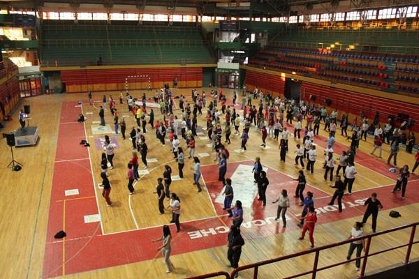 Edición 2012 del Mami Gym