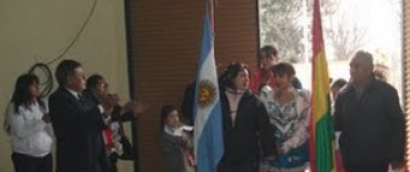 Actos por el aniversario de la Independencia de Bolivia