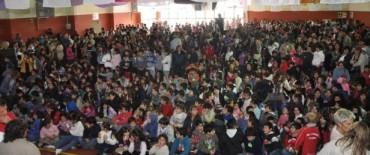 La Madrid: celebraciones por el Día del Niño