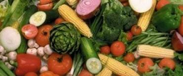 Aumento de precios en las verduras