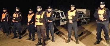 El 20% de los efectivos policiales está con licencia médica