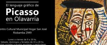 """Inauguración de la muestra """"El lenguaje gráfico de Pablo Picasso"""""""