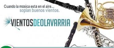 """Concierto de """"Vientos de Olavarría"""""""