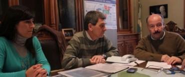 Azul: el Municipio realizará obras de corto plazo tendientes a prevenir la problemática de las inundaciones en Azul