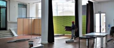 El Salón Rivadavia se prepara para la 21º Muestra de Libros