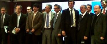El Intendente Eseverri se reunió con el Ministro de Planificación De Vido