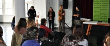 Se llevó a cabo la jornada de capacitación para la Feria Educativa Científica  Ambiental