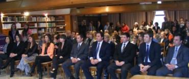 Se realizó una nueva Jura de profesionales en el Colegio de Abogados de Azul