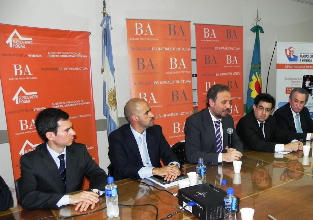 Se lanzó la segunda etapa del Programa Buenos Aires Hogar