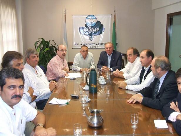 CARBAP mudara su reunión de Mesa Ejecutiva a Bolivar por las inundaciones