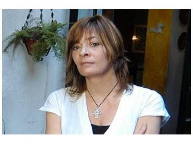 . La periodista Marcela Pacheco en huelga de hambre