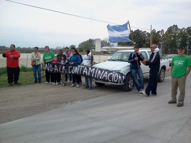 Los vecinos autoconvocados de Colonia Hinojo, ASP y la municipalidad se someten a la mediación