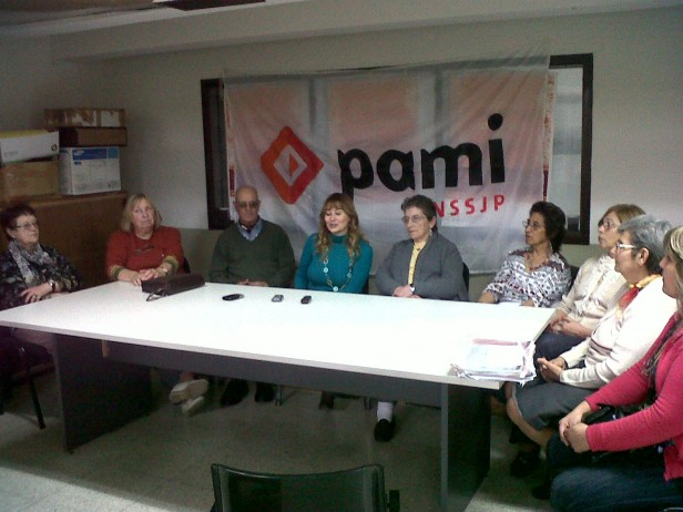 """El PAMI anunció la """"Fiesta de los Jubilados"""" para el domingo 23"""