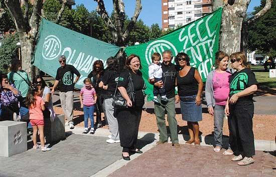 ATE Olavarría realiza una jornada de lucha por  mejoras salariales