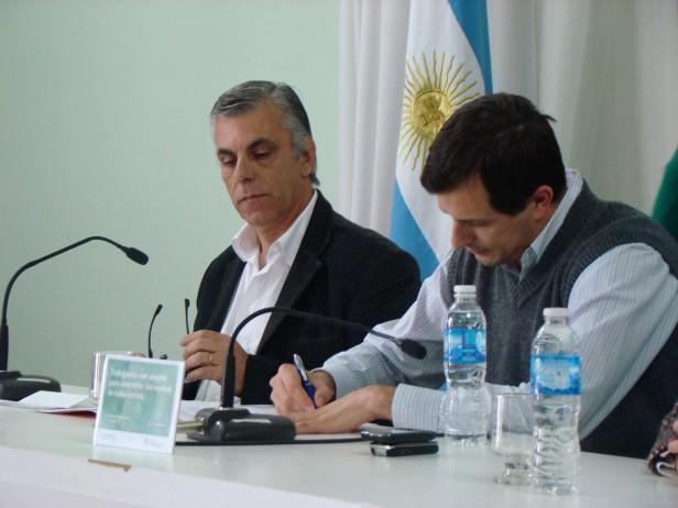 """Guido Carlotto: """"Para nosotros hoy, Derechos Humanos es inclusión social"""""""