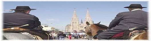 Radio Olavarría y la peregrinación a Caballo al Santuario de Nuestra Señora de Luján