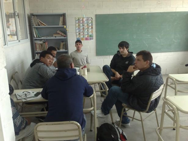 Finalizó un taller de la FACSO en la Unidad Penal Nº 27 de Sierra Chica