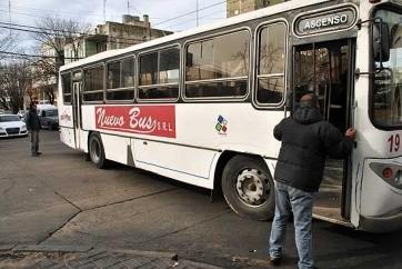 Comienza a regir la nueva tarifa para el transporte de pasajeros