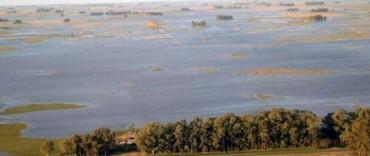 Cristina anunció obras para evitar inundaciones en el interior bonaerense