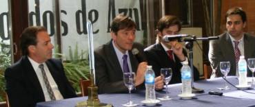 El Colegio de Abogados de Azul fue sede de la III Reunión Plenaria Anual de la Comisión de Jóvenes Abogados de la Provincia de Buenos Aires